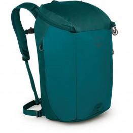 Рюкзак Osprey Transporter Zip бирюзовый