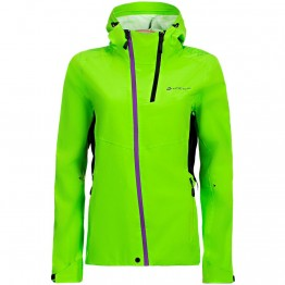 Куртка Alpine Pro Slocana 2 жіноча зелена