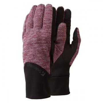 Перчатки Trekmates Harland Glove фиолетовый/черный
