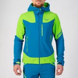 Куртка Dynafit Mercury Pro Mns Jacket мужская синяя/зеленая