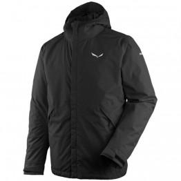 Куртка Salewa Puez Clastic PTX 2L чоловіча чорна