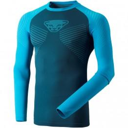 Термофутболка Dynafit Speed Dryarn Mns L/S Tee мужская синяя