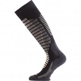 Шкарпетки Lasting SWR чорні/сірі