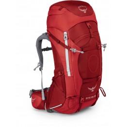Рюкзак Osprey Ariel AG 65 женский красный
