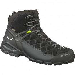 Ботинки Salewa MS ALP Trainer Mid GTX мужские черные