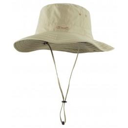 Шляпа Trekmates Gobi Wide Brim Hat бежевый
