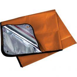 Ковдра рятувальна Trekmates Thermo Blanket оранжева