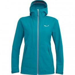 Куртка Salewa Puez 2 GTX 2L Wmn женская синяя