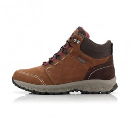 Ботинки Alpine Pro Erela женские коричневые