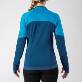 Флис Dynafit TLT Light Thermal Wms Jacket женский синий