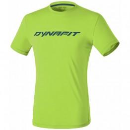 Футболка Dynafit Traverse 2 мужская зеленая