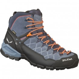 Ботинки Salewa MS ALP Trainer Mid GTX мужской синий