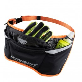 Поясная сумка Dynafit Flask Belt черная/оранжевая