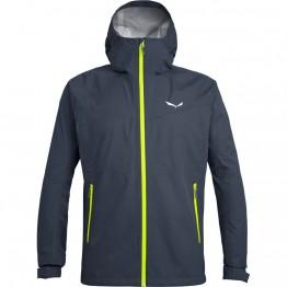 Куртка Salewa Aqua 3.0 чоловіча синя