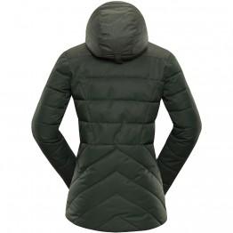 Куртка Alpine Pro Gabriella 3 жіноча зелена