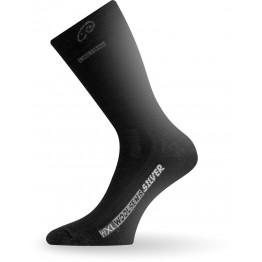 Шкарпетки Lasting WXL чорні