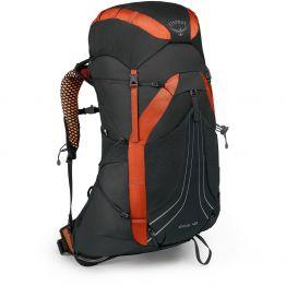 Рюкзак Osprey Exos 48 чорний/червоний
