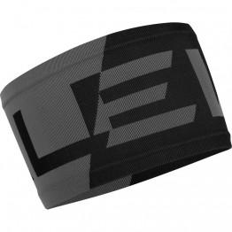 Повязка Salewa Pedroc Seamless Headband черная