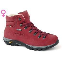 Черевики Zamberlan New Trail Lite EVO GTX Wns жіночі червоні