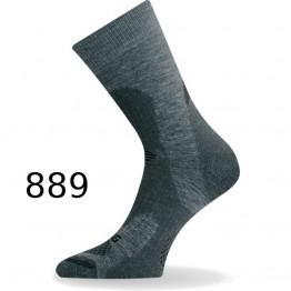 Носки Lasting TRP серые