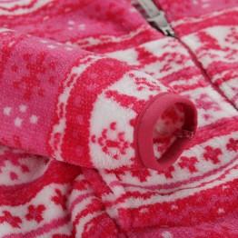 Флис Alpine Pro Elkie 4 Wms женский розовый