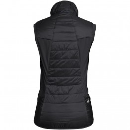 Безрукавка Salewa Ortles Hybrid Tirolwool Celliant Wms Vest жіноча чорна