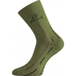 Шкарпетки Lasting WLS зелені