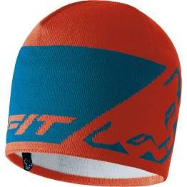 Шапка Dynafit Leopard Logo Beanie синій/оранжевий