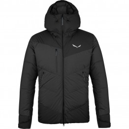 "Куртка Salewa Ortles ""Heavy""2 Powertex/Down Mns Jacket мужская черная"