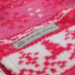 Флис Alpine Pro Elkini 4 детский розовый