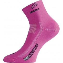 Носки Lasting WKS розовый