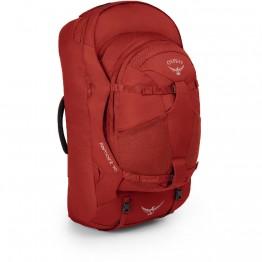 Рюкзак Osprey Farpoint 70 червоний