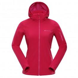Куртка Alpine Pro Nootka 6 женская розовая