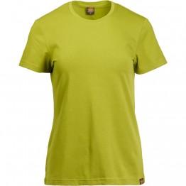 Футболка Turbat Mini Logo женская зеленая