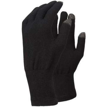 Рукавиці Trekmates Merino Touch Glove чорний