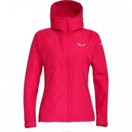 Куртка Salewa Puez PTX 2L Wmn женская розовая