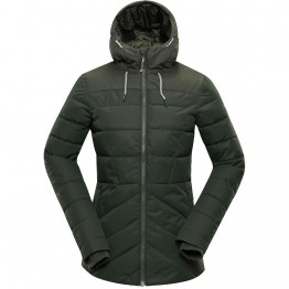 Куртка Alpine Pro Gabriella 3 женская зеленая