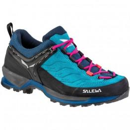 Кроссовки Salewa WS MTN Trainer женские синие