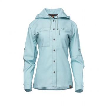 Рубашка Turbat Java 2 Wms женский голубой