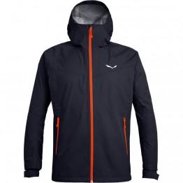 Куртка Salewa Aqua 3.0 мужская темно-синяя