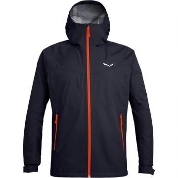 Куртка Salewa Aqua 3.0 чоловіча темно-синя