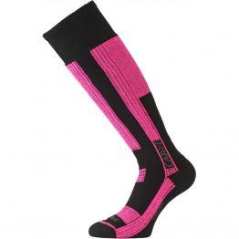 Носки Lasting SKG черный/розовый