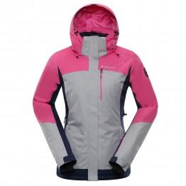 Куртка Alpine Pro Sardara 3 женская розовая
