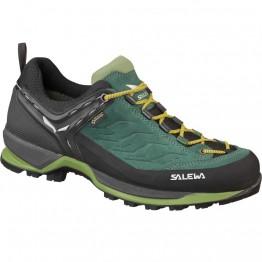 Кроссовки Salewa MS MTN Trainer GTX мужские зеленые