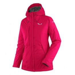 Куртка Salewa Puez Clastic PTX 2L Wmn женская розовая