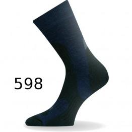 Носки Lasting TRP синие