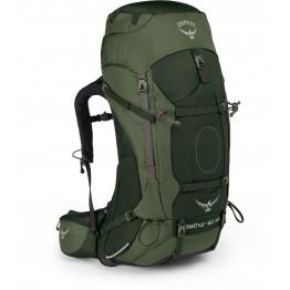 Рюкзак Osprey Aether AG 60 зеленый