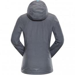 Куртка Alpine Pro Justica 3 жіноча сіра