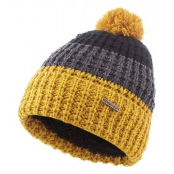 Шапка Trekmates Franklin Knit Hat жовта