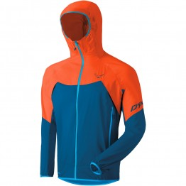 Куртка Dynafit Transalper Light 3L Men чоловіча червона